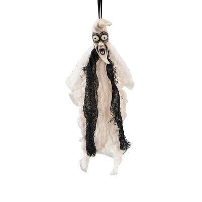 Flying Ghost Halloween Ornament Joe Spencer Gathered Traditions New