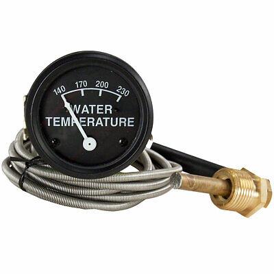 Water Temperature Gauge A B G M Mt 40 50 60 70 720 Black Face John Deere Jd 425