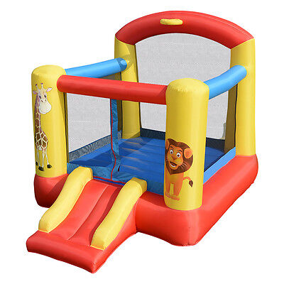 Inflatable Animals Jumping Bounce House Castle Jumper Bouncer Slide Kids Outdoor