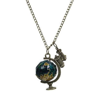World Traveler Green Globe Binoculars 27 1/2