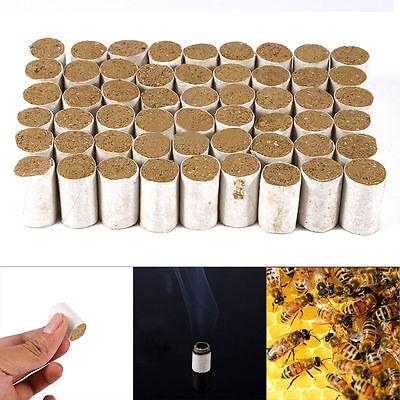 54pcspack Beekeeping Tools Bee Hive Smoker Fuel Chinese Herb Smoke Honey Made