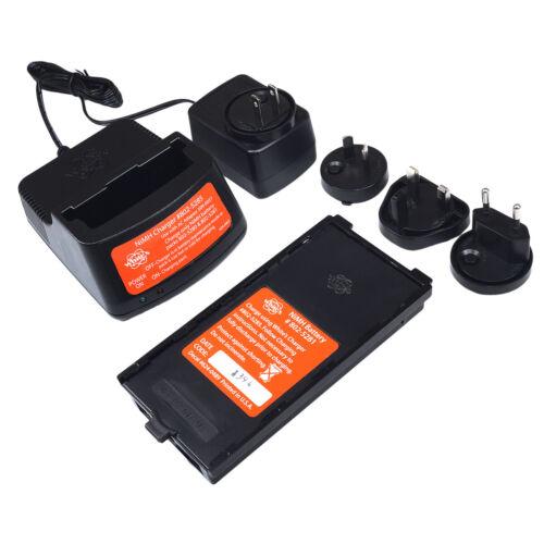 Whites NiMH Rechargeable Battery Kit for Spectra V3, DFX, XLT, MXT & M6 802-5322