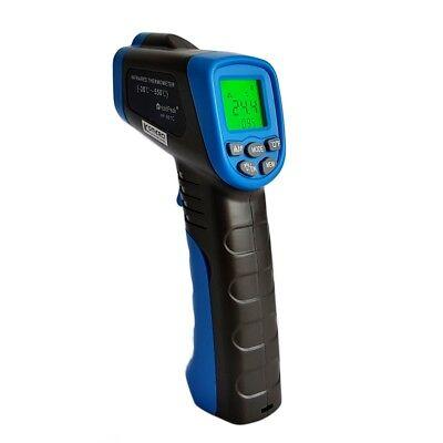 HoldPeak Infrarot Thermometer Pyrometer Laser IR Distanz 8:1 bis +550°C