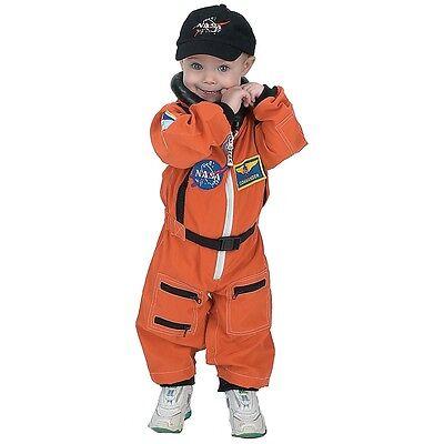 Astronaut Suit Baby Costume NASA Halloween Fancy Dress - Baby Astronaut Halloween Costume