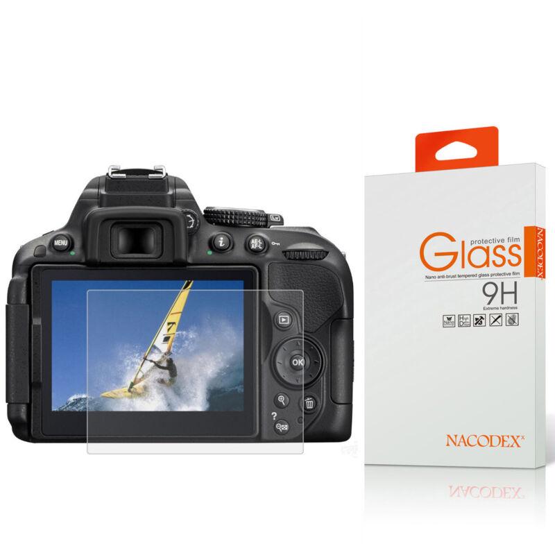 Nacodex HD Tempered Glass Screen Protector For Nikon D850