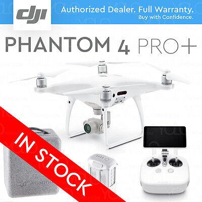 DJI PHANTOM 4 PRO+ PLUS DRONE w/ Gimbal Camera 1