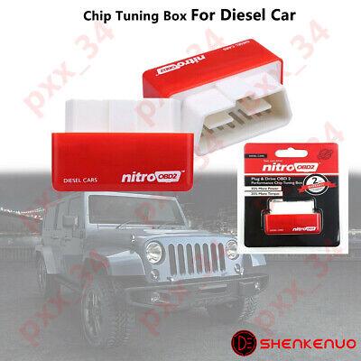 OBD2 Diesel Chip Tuning Box for Renault Kangoo Kaleos Master Megane Traffic DCi