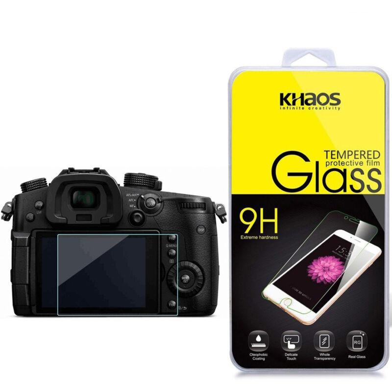 Khaos For Panasonic Lumix GH5 Tempered Glass Screen Protector