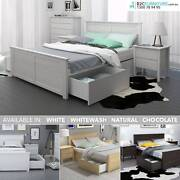 Queen, King bed frame & King, Queen storage bed Dandenong South Greater Dandenong Preview