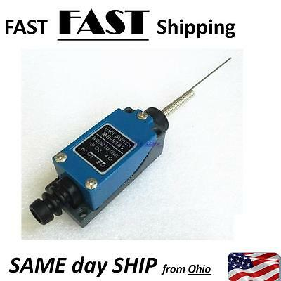 Me-8169 Flexible Coil Spring Arm Mini Limit Switch For Cnc Ad