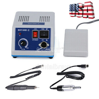 Dental Marathon Polisher Motor Unit Electric Micromotor 35k Rpm Handpiece