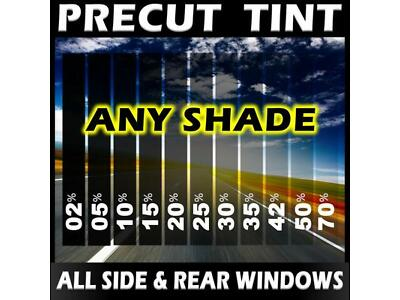 PreCut Window Tint for Chevy S-10, GMC Sonoma Standard Cab 94-04 Any Film Shade