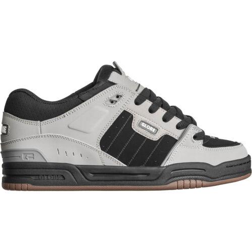 Globe Skateboard Shoes Fusion Drizzle Grey/Black