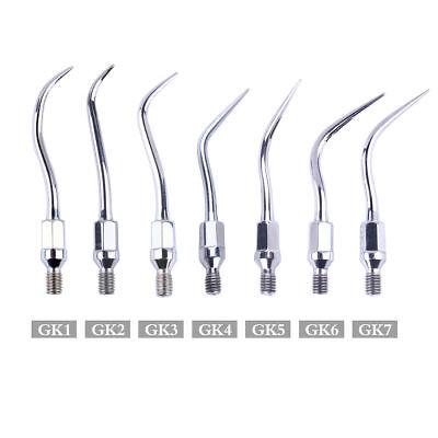 Dental Ultrasonic Scaler Tips Gk1 2 3 4 5 6 7 Fit Kavo Scaler Scaling Handpiece