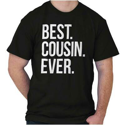 Best Cousin Ever Modern Style Cousin Love Family Reunion Gift T Shirt