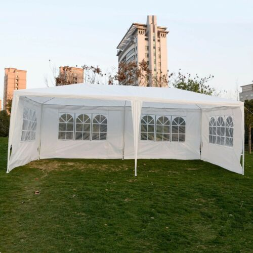 10 X20 Canopy Party Wedding Tent Heavy Duty Cater Events