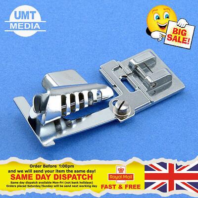 Metal Bias Binding Foot For Domestic Sewing Machines Snap on Presser