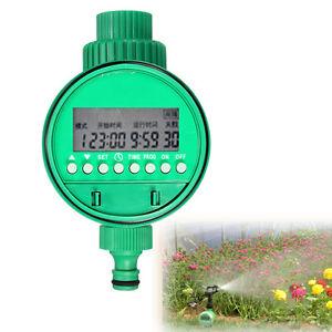 New Programmatore Giardino Irrigazione Automatico