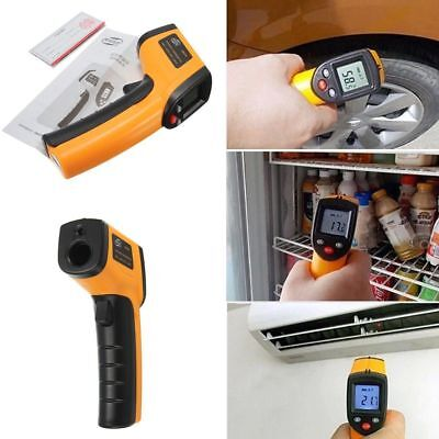 Non-contact Lcd Ir Laser Infrared Digital Thermometer Temperature Gun Nice Gm320