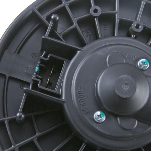 A/C Blower Heater Motor For Acura TSX Honda Accord W/ Fan