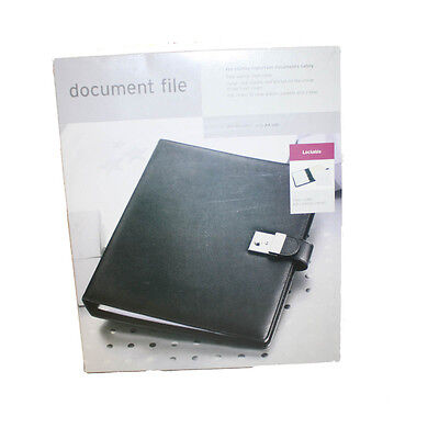 Executive Conference Folder - New - Deluxe Business Document Portfolio Case