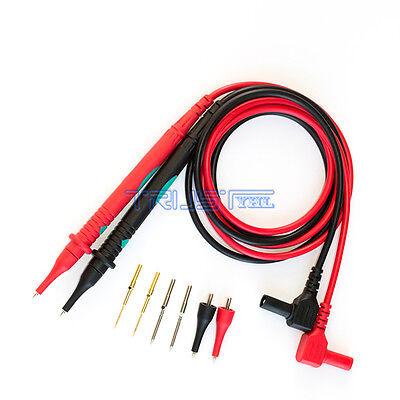 Wise Field Digital Multimeter Multi Meter Test Lead Probe Wire Pen Cable