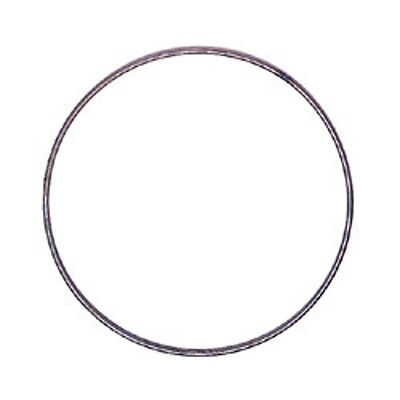 """Metal Hoop Ring For Crafts 3"""" 3602-03 by Tandy Leather"""