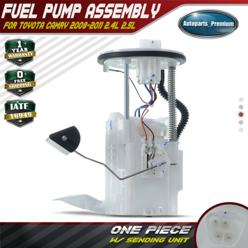 Electrical Fuel Pump Module Assembly for Toyota Camry 2.4L 2.5L 2008-2011 E8937M