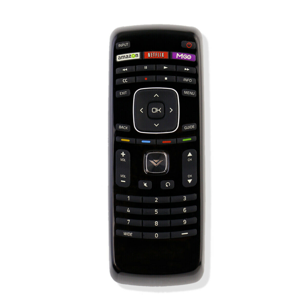 XRT112 Internet Smart TV Remote Control With M-GO Netflix Am