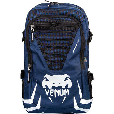 285760bbce8e Venum Challenger Pro Backpack - Navy Blue White