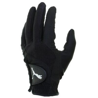 Puma Golf Mens Storm Performance Rain Gloves - LH - Black - S