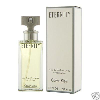 Calvin Klein Eternity for Women Eau De Parfum EDP 50 ml (woman)