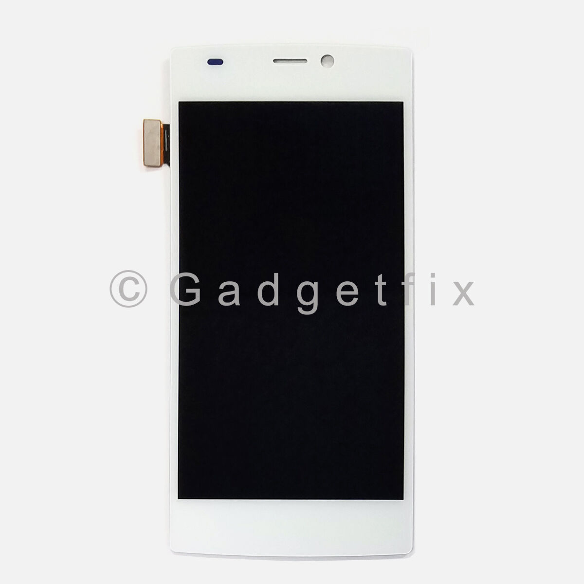 White Lcd Display Touch Screen Digitizer Assembly For Blu...
