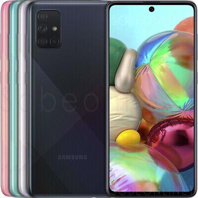 """Samsung Galaxy A71 128GB 6GB RAM SM-A715F/DS (FACTORY UNLOCKED) 6.7"""" 64MP"""