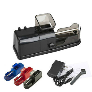 electronic cigarette roller injector rolling machine