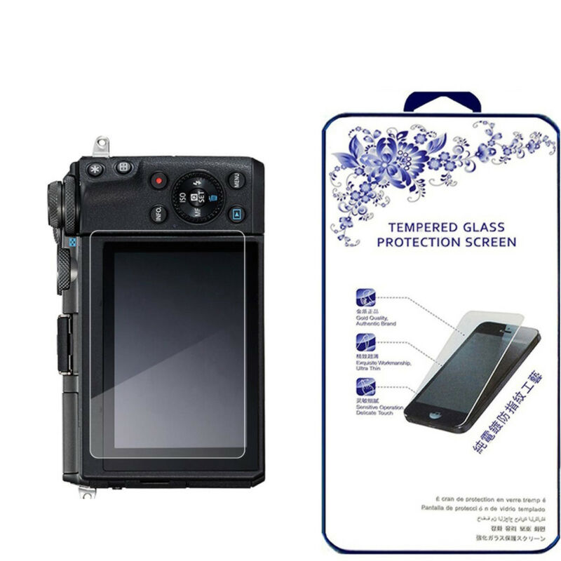 For Canon EOS M100 Tempered Glass Screen Protector