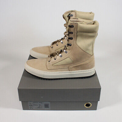 New/Unworn Android Homme Mens Tactical Boot - Tan - US size 11 / EUR 44