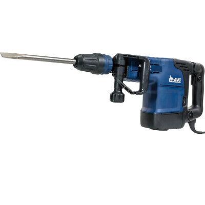 1500w Demolition Jack Hammer Variable Speed 2-bit Flat Chisel Sds Max Case
