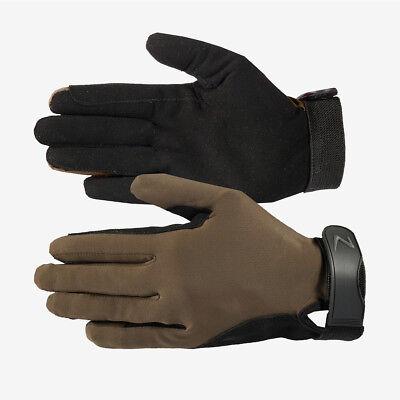 Horze Dea Lycra Stretch Summer Cool Riding Gloves With Superior Grip Ride Stretch Gloves