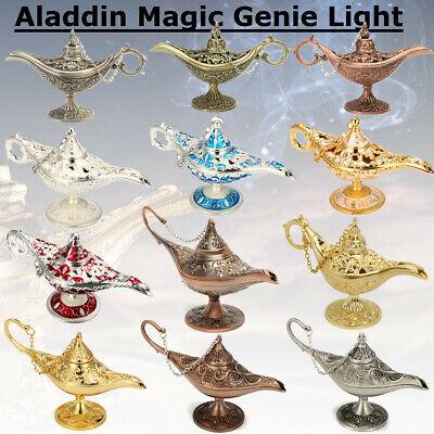 chergefäß Öllampe Räuchergefäß Aladdin Lampe Wunderlampe Deko (Aladdin Dekorationen)