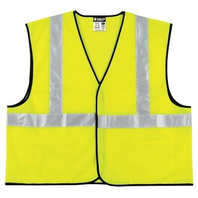 Pyramex RVZ28 Class 2 Hi-Vis 9 Pocket Safety Vest Pick Color /& Pack Quantity