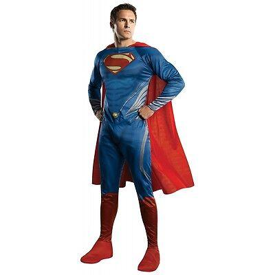 Superman Costume Adult Man of Steel Halloween Fancy - Superman Costume Man Of Steel