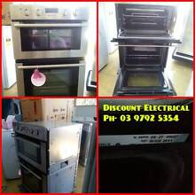 Blanco 60cm Stainless Steel Double Oven. Model: BODE26X Dandenong Greater Dandenong Preview