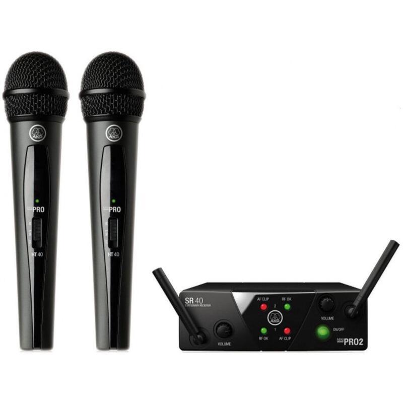 wireless vocal microphone ebay. Black Bedroom Furniture Sets. Home Design Ideas