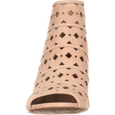MICHAEL Michael Kors Uma Wedge Perforated Wedge Pumps, Bisque US 5.5/EU 35.5 NEW