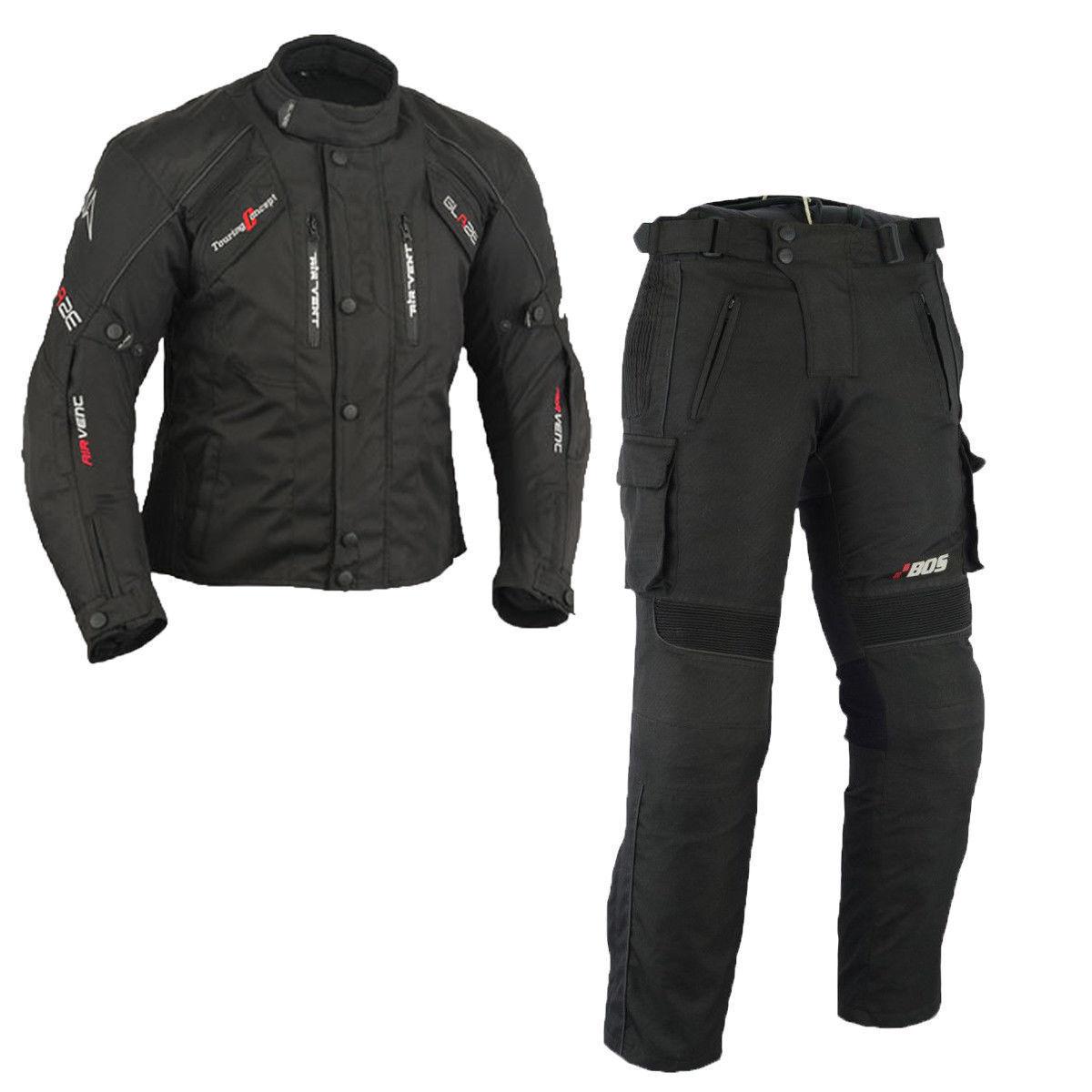 Motorrad sommerjacke textil test