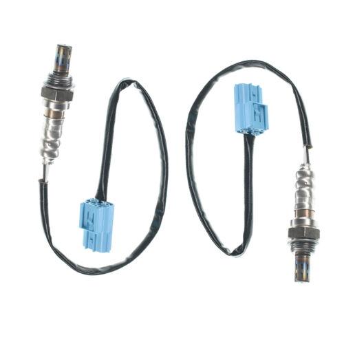 2Pcs Oxygen Sensor for Infiniti I35 Nissan Altima 02-04 Maxima 3.5L Upstream F/&R