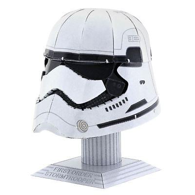 Metal Earth Star Wars Stormtrooper Helmet - DIY laser cut 3D steel model - Diy Stormtrooper Helmet