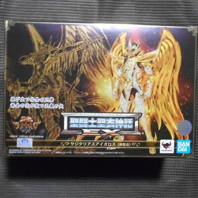 Usado, Bandai Saint Seiya Myth Cloth EX Sagittarius Aiolos God Cloth Soul Of Gold F/S segunda mano  Embacar hacia Mexico