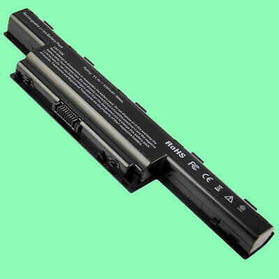 6 Cells Battery for Acer Aspire 4551 4741 4743g 5251 5551 5552 5742 7551 AS10D31